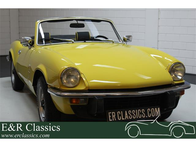 1975 Triumph Spitfire (CC-1350369) for sale in Waalwijk, Noord Brabant
