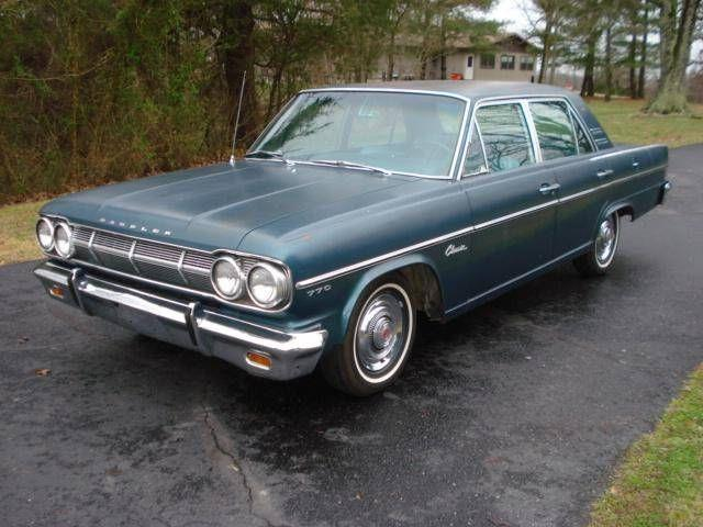 1965 AMC Ambassador (CC-1350037) for sale in Cadillac, Michigan