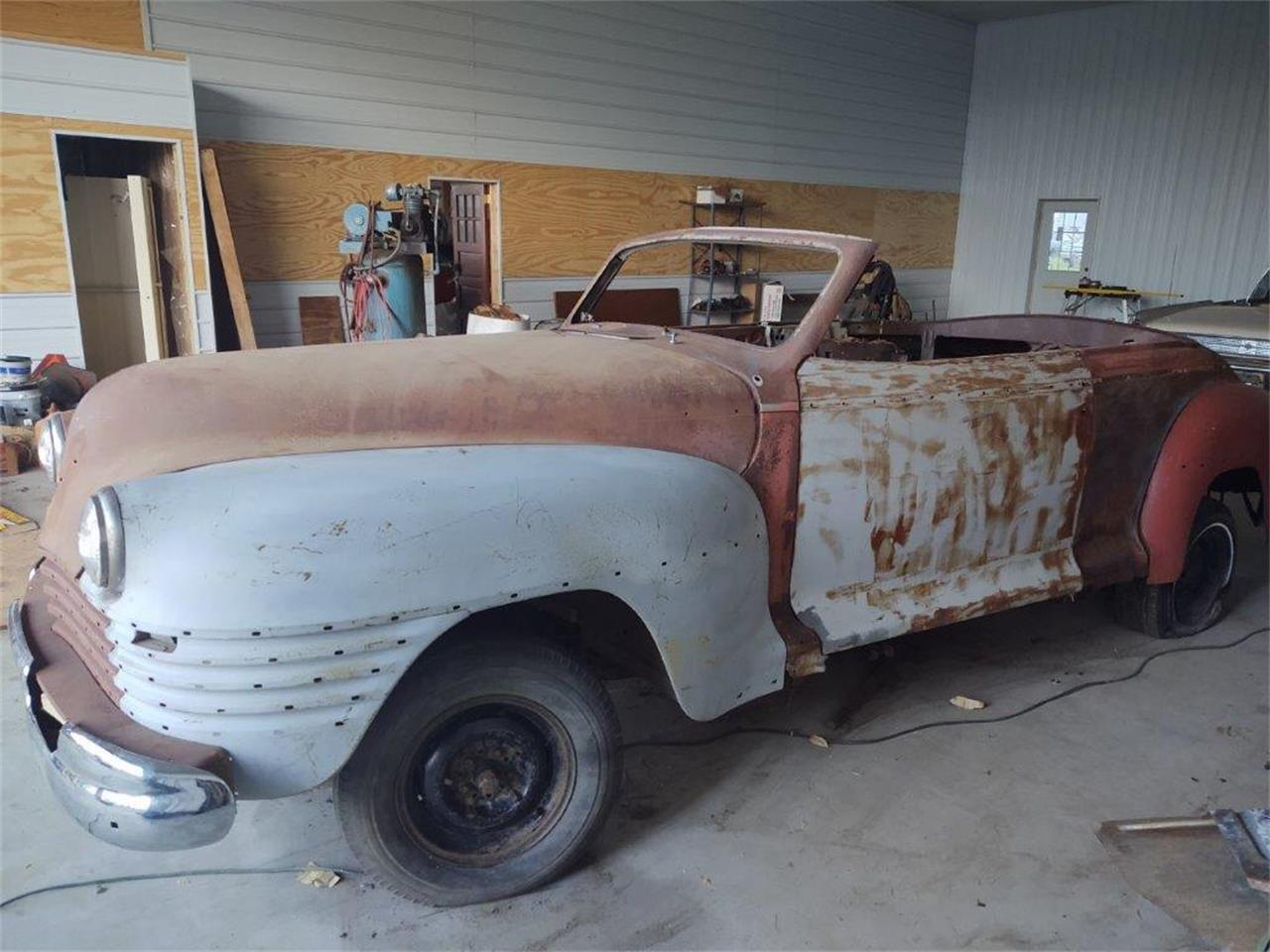 1942 Chrysler Convertible (CC-1350370) for sale in Parkers Prairie, Minnesota