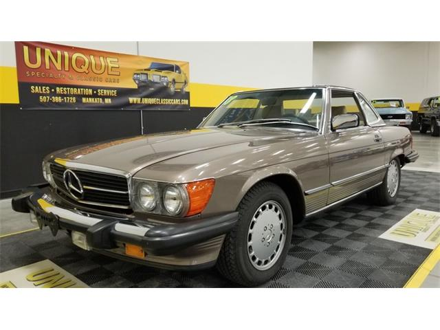 1988 Mercedes-Benz 560 (CC-1353703) for sale in Mankato, Minnesota