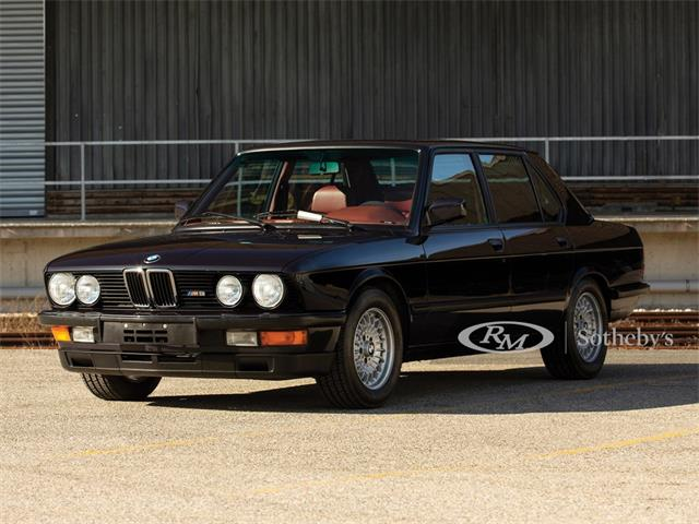 1986 BMW M5 (CC-1353711) for sale in Essen, Germany