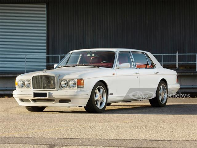1998 Bentley Turbo (CC-1353712) for sale in Essen, Germany
