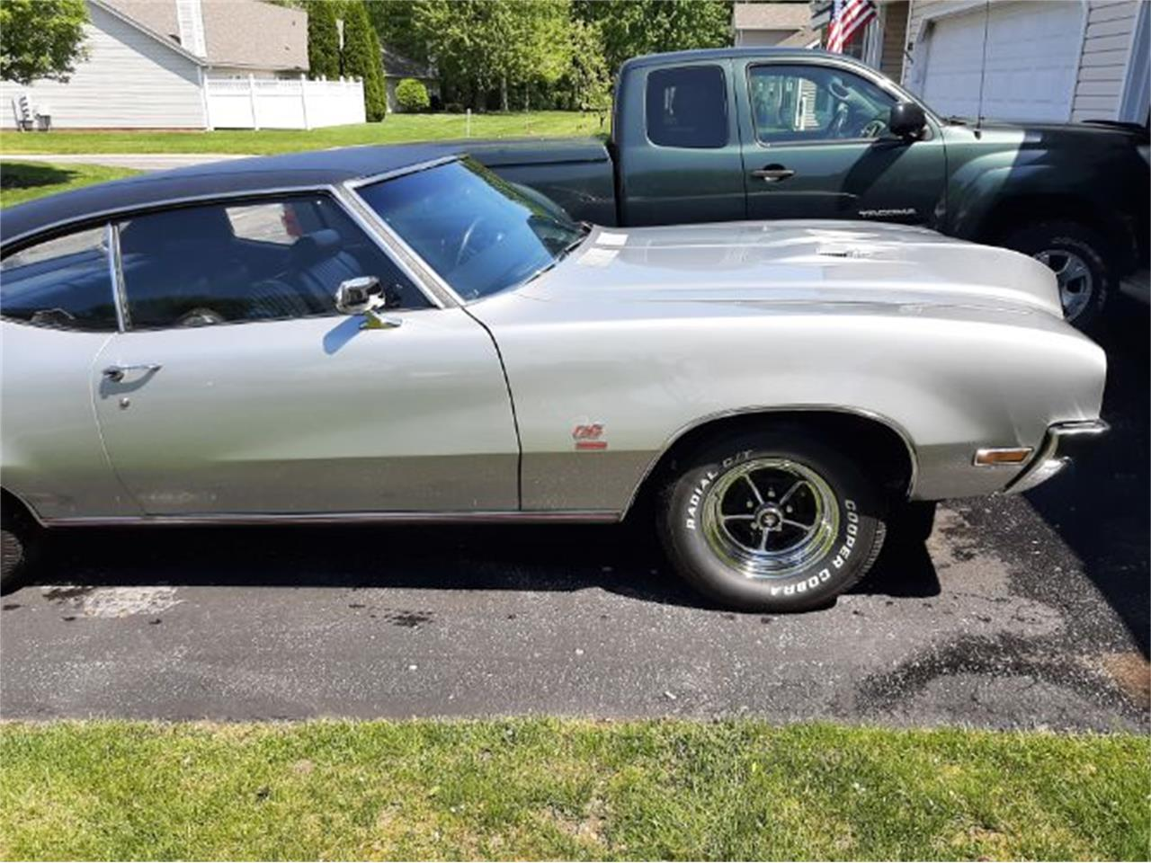 1970 Buick Gran Sport (CC-1353731) for sale in Cadillac, Michigan