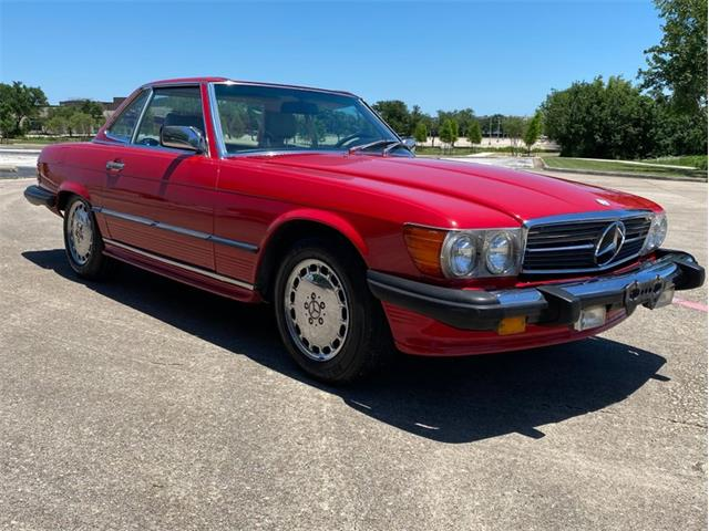 1986 Mercedes-Benz 560 (CC-1353739) for sale in Punta Gorda, Florida