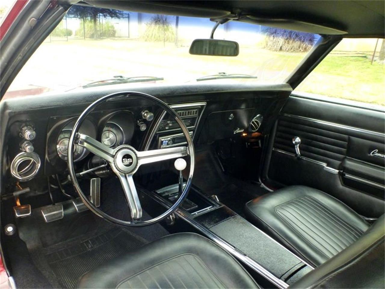 1968 Chevrolet Camaro (CC-1353743) for sale in Arlington, Texas