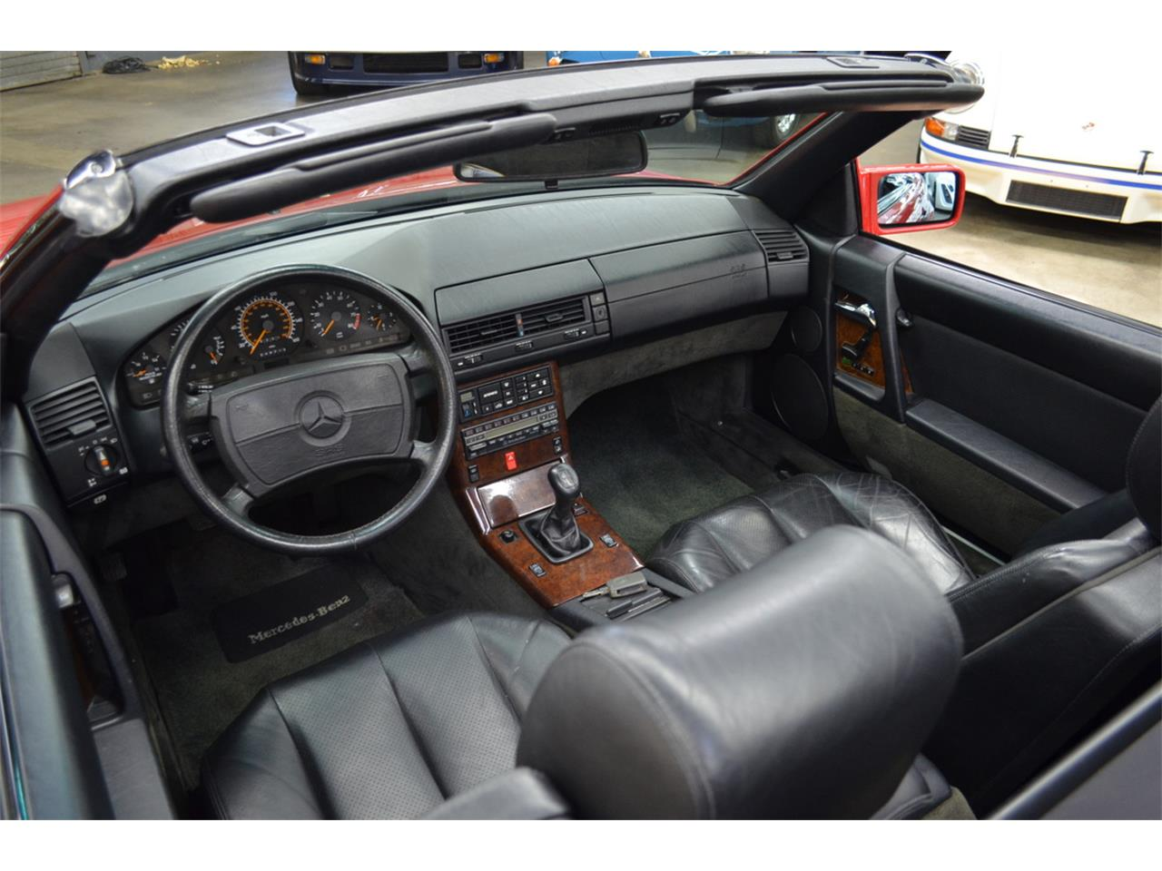 1991 Mercedes-Benz 300SL (CC-1350375) for sale in Huntington Station, New York