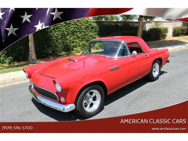 1955 Ford Thunderbird (CC-1353761) for sale in La Verne, California