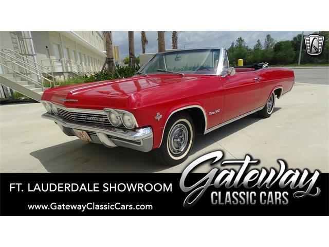 1965 Chevrolet Impala (CC-1353771) for sale in O'Fallon, Illinois