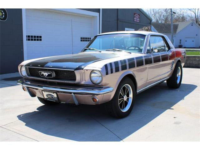 1966 Ford Mustang (CC-1353783) for sale in Hilton, New York