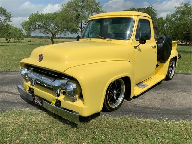 1954 Ford F100 (CC-1353785) for sale in Fredericksburg, Texas