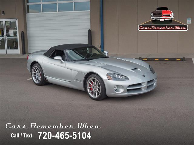 2004 Dodge Viper (CC-1353789) for sale in Englewood, Colorado