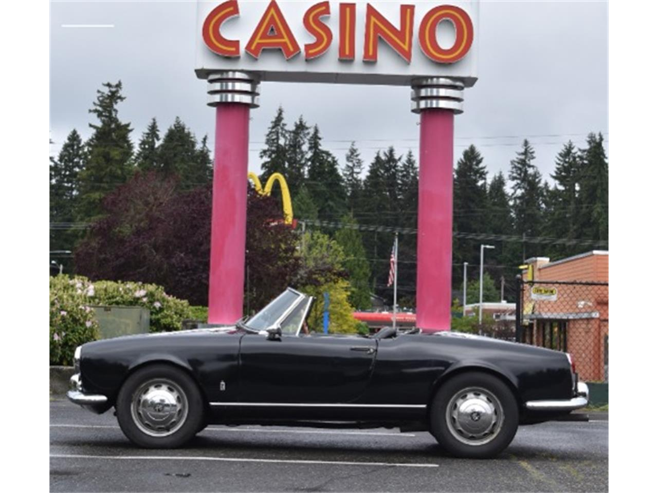 1962 Alfa Romeo Giulietta Spider (CC-1353790) for sale in Astoria, New York