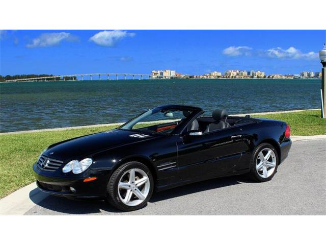 2005 Mercedes-Benz SL-Class (CC-1353791) for sale in Clearwater, Florida