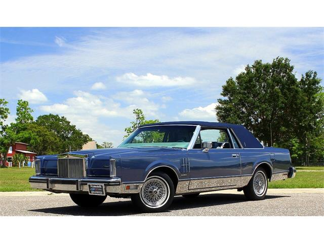 1983 Lincoln Continental Mark VI (CC-1353792) for sale in Clearwater, Florida