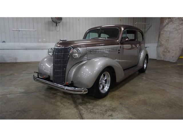 1938 Chevrolet 2-Dr Sedan