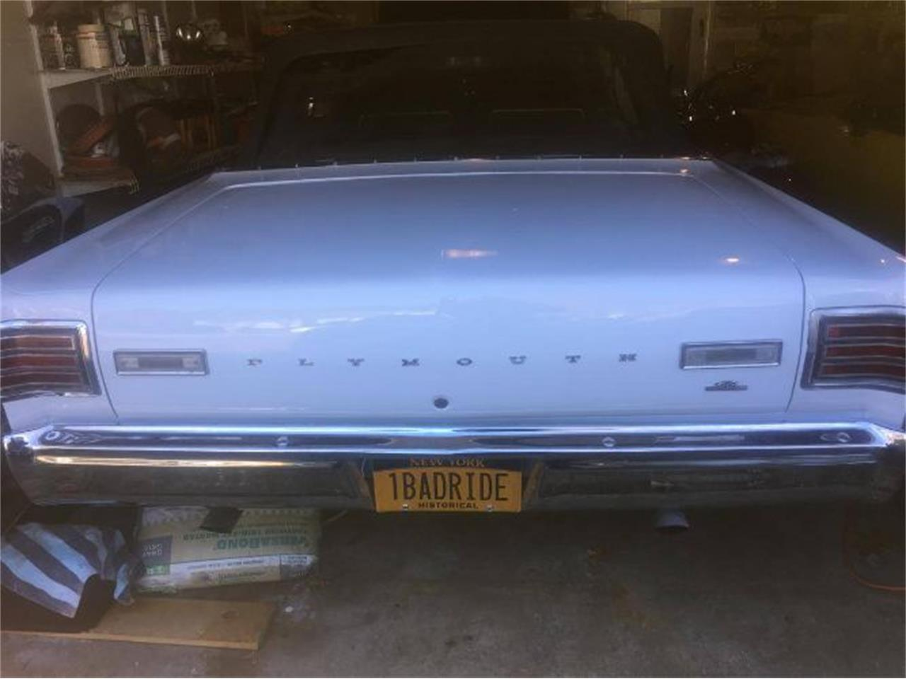 1966 Plymouth Belvedere (CC-1350038) for sale in Cadillac, Michigan