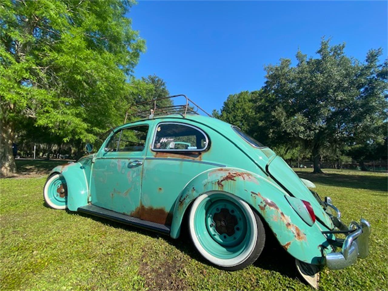 1962 Volkswagen Beetle (CC-1350380) for sale in Orlando, Florida