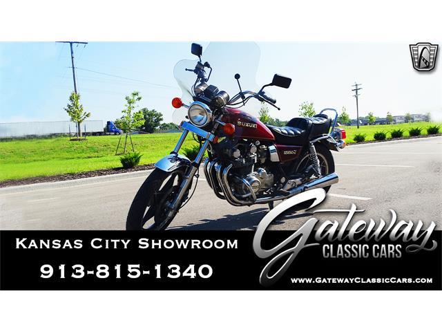 1981 Suzuki Motorcycle (CC-1353803) for sale in O'Fallon, Illinois
