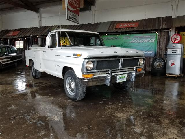 1972 Ford F250 (CC-1353806) for sale in Redmond, Oregon