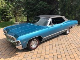 1967 Chevrolet Impala (CC-1353807) for sale in Milford City, Connecticut