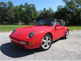 1997 Porsche 993 Carrera 2 Cabriolet (CC-1350381) for sale in Sarasota, Florida