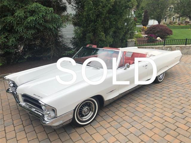 1965 Pontiac Bonneville (CC-1353811) for sale in Milford City, Connecticut