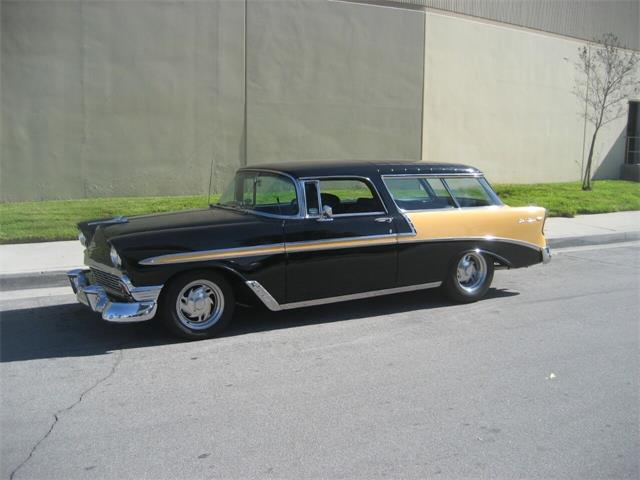 1956 Chevrolet Bel Air Nomad (CC-1353817) for sale in Brea, California