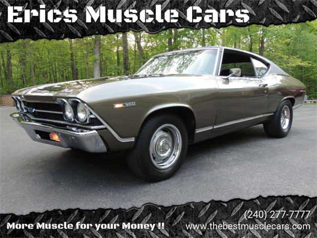 1969 Chevrolet Chevelle Malibu (CC-1353835) for sale in Clarksburg, Maryland