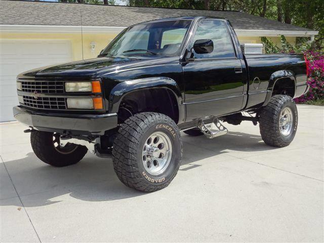 1992 Chevrolet Silverado (CC-1350384) for sale in Sarasota, Florida