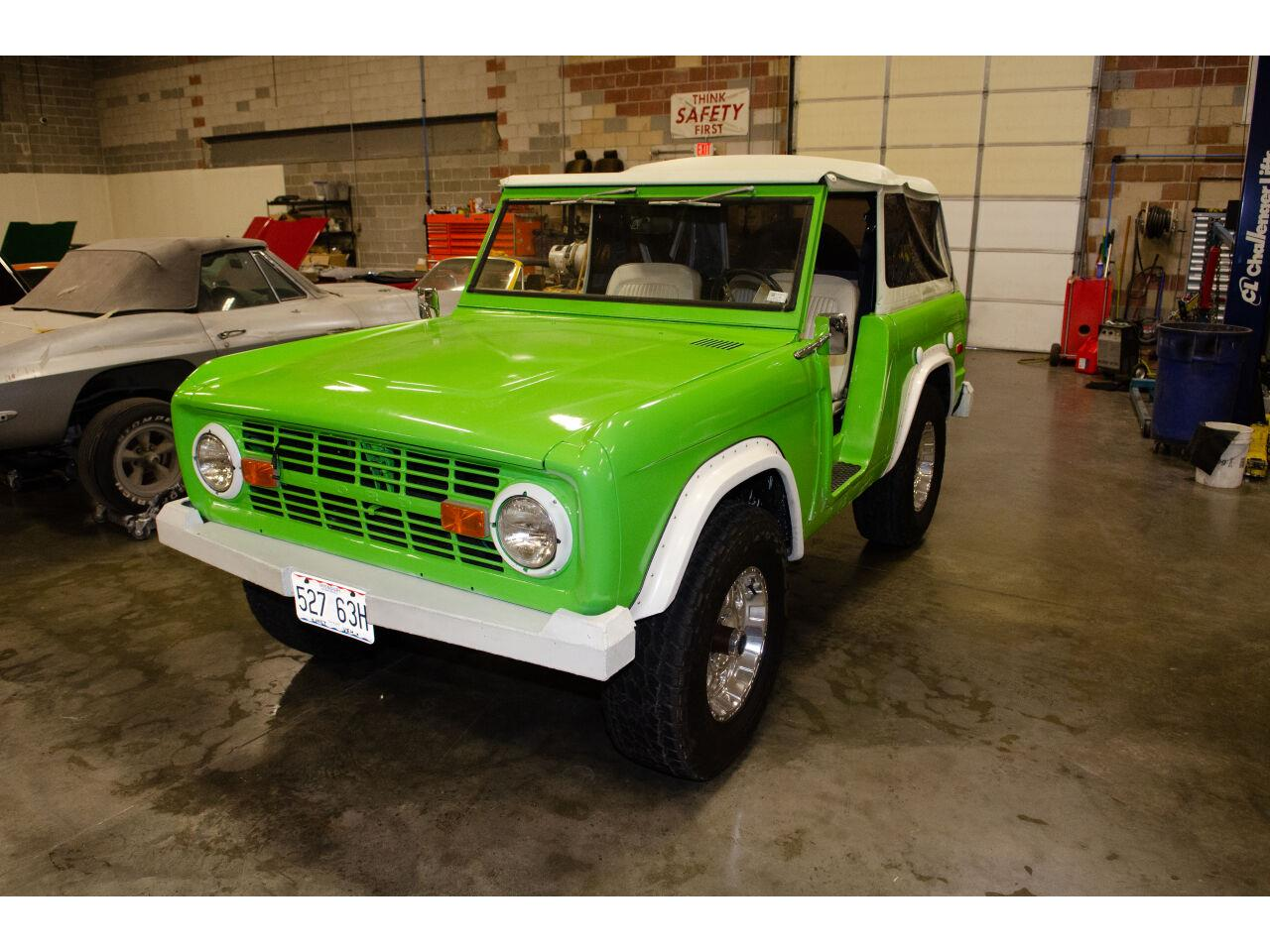 1973 Ford Bronco (CC-1353849) for sale in St Louis, Missouri