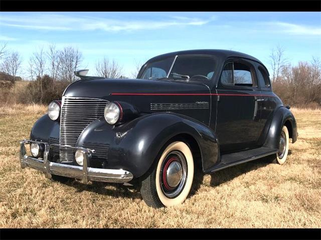 1939 Chevrolet Deluxe (CC-1353853) for sale in Harpers Ferry, West Virginia