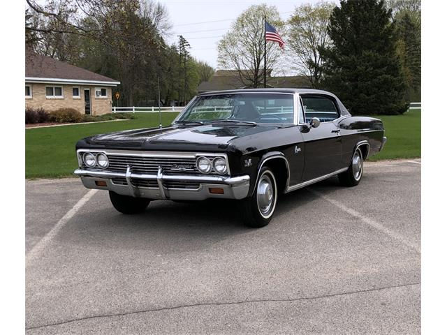 1966 Chevrolet Caprice (CC-1353859) for sale in Maple Lake, Minnesota