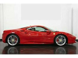 2017 Ferrari 488 GTB (CC-1353860) for sale in La Jolla, California