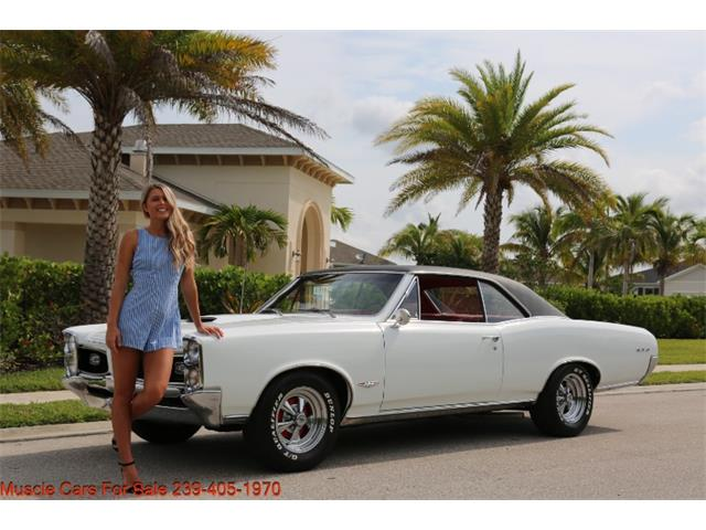 1966 Pontiac GTO (CC-1353862) for sale in Fort Myers, Florida