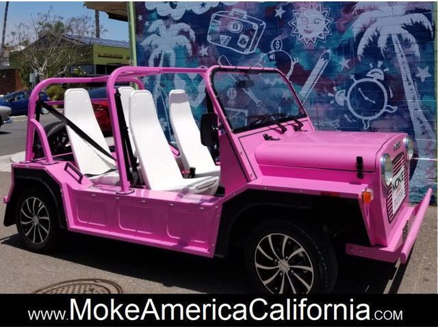 2019 Moke America eMoke (CC-1353864) for sale in La Jolla, California