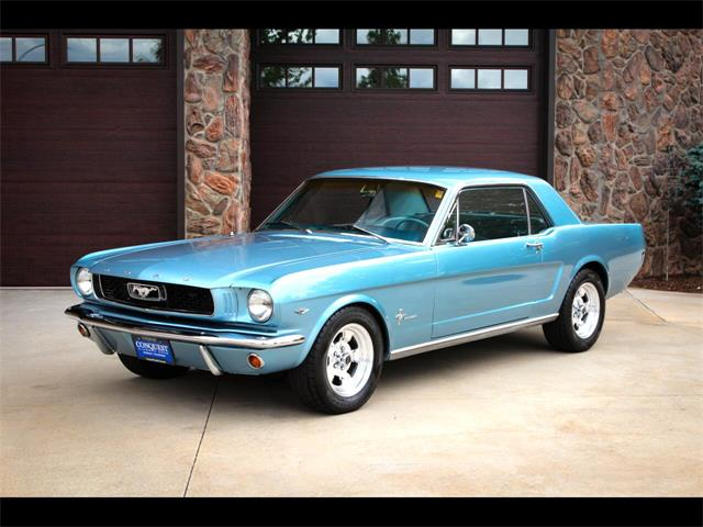 1966 Ford Mustang (CC-1353869) for sale in Greeley, Colorado