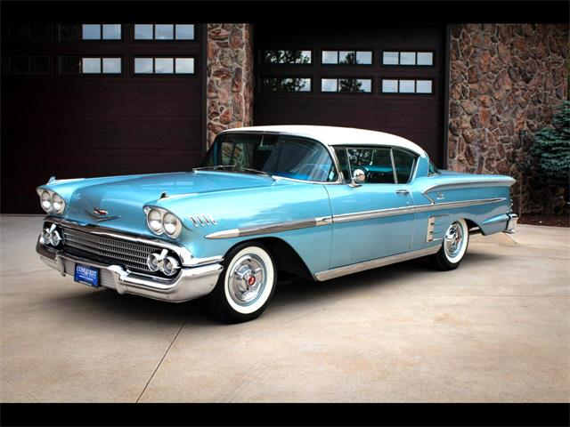 1958 Chevrolet Impala (CC-1353871) for sale in Greeley, Colorado