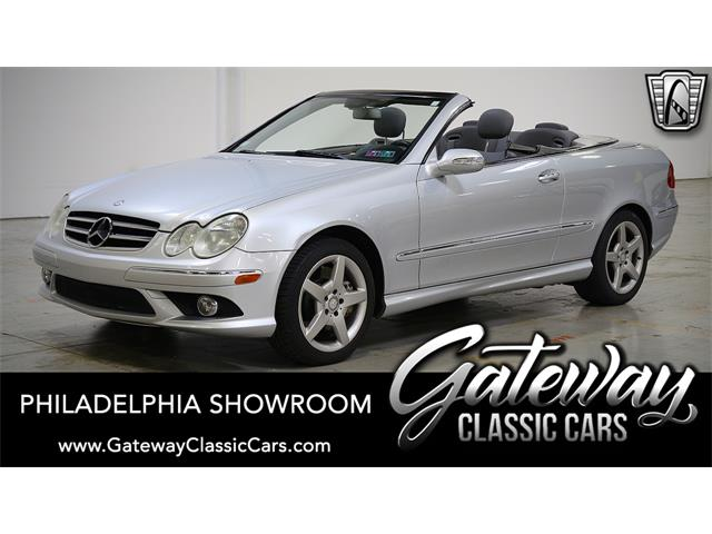 2007 Mercedes-Benz CLK-Class (CC-1353892) for sale in O'Fallon, Illinois