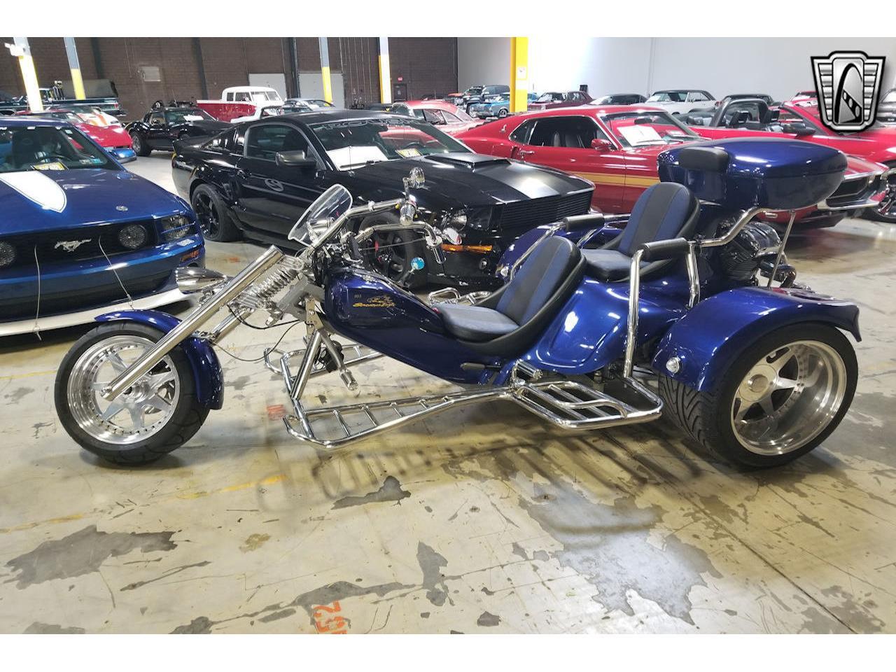 2007 Custom Motorcycle (CC-1353893) for sale in O'Fallon, Illinois