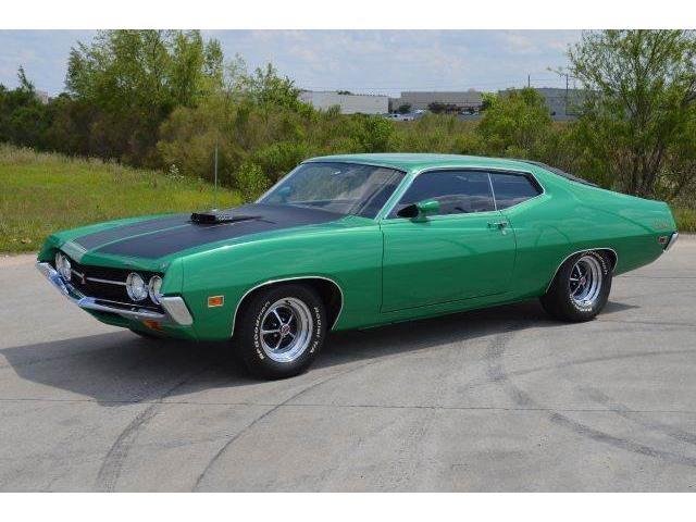 1971 Ford Torino (CC-1353897) for sale in Nashville, North Carolina