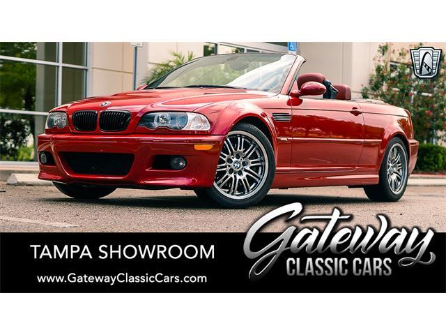 2003 BMW M3 (CC-1353904) for sale in O'Fallon, Illinois