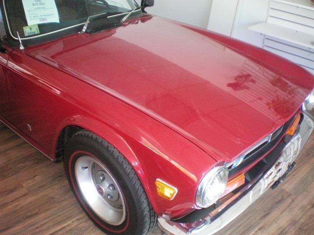 1973 Triumph TR6 (CC-1353909) for sale in rye, New Hampshire