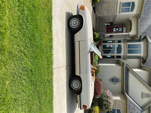 1972 Mercedes-Benz 350SL (CC-1353924) for sale in Wooster, Ohio