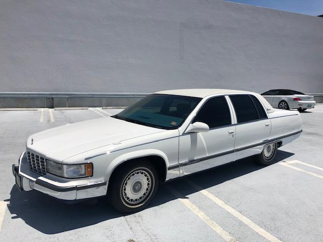 1995 Cadillac Fleetwood Brougham (CC-1353926) for sale in Fort Lauderdale, Florida