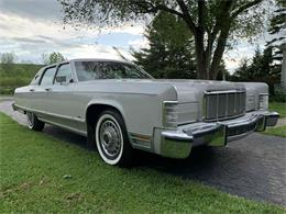1976 Lincoln Continental (CC-1353933) for sale in Wolcott, New York