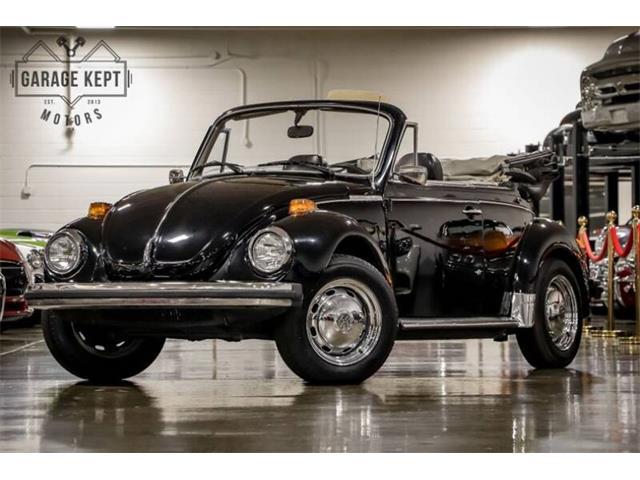 1979 Volkswagen Beetle (CC-1353953) for sale in Grand Rapids, Michigan