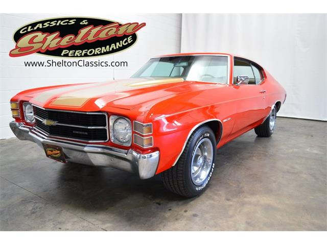 1971 Chevrolet Chevelle (CC-1353954) for sale in Mooresville, North Carolina