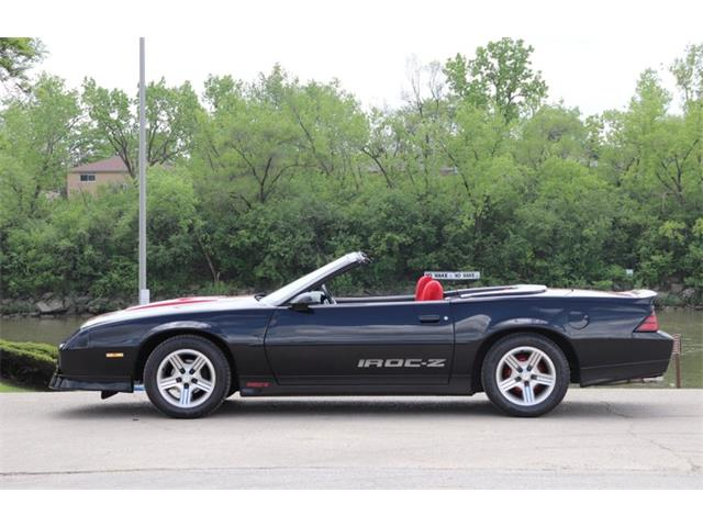 1990 Chevrolet Camaro (CC-1353955) for sale in Alsip, Illinois
