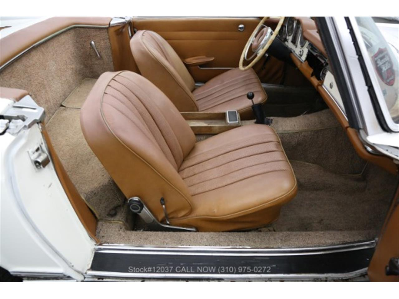1966 Mercedes-Benz 230SL (CC-1353958) for sale in Beverly Hills, California