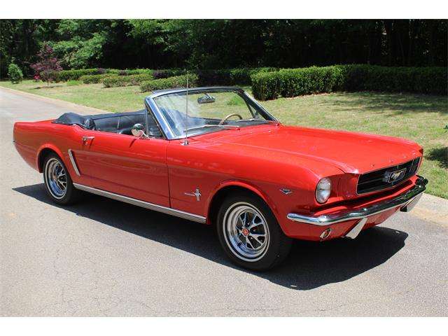 1965 Ford Mustang (CC-1350396) for sale in Roswell, Georgia